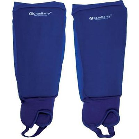 - CranBarry Deluxe Field Hockey Shinguards, ADULT (pair), Royal