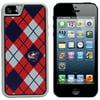 Columbus Blue Jackets Guardian Argyle iPhone 5 Case - No Size Columbus Blue Jackets Guardian Argyle iPhone 5 Case