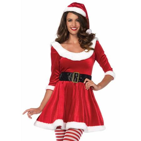 Leg Avenue Santa Sweetie Adult Womens - Santa Woman Costume