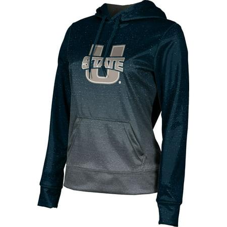 Utah State University Apparel (ProSphere Women's Utah State University Ombre Pullover Hoodie )