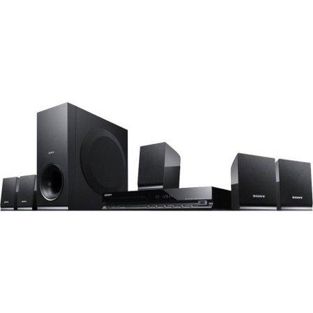 Sony DAVTZ140 DVD Home Theater System (Certified Refurbished)