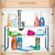 Stalwart Adjustable Sink Organizer