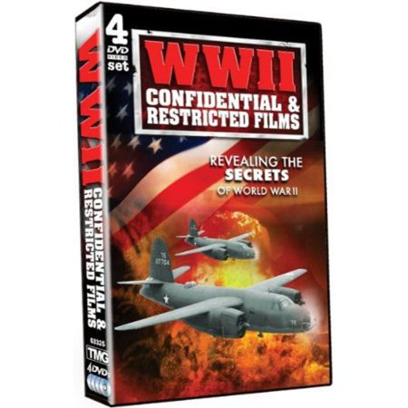Wwii  Confidential   Restricted Films   Revealing The Secrets Of World War Ii  Full Frame