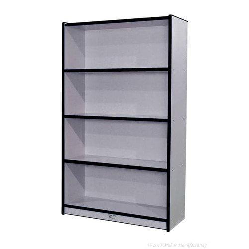 Mahar Creative Colors Single-Sided 60'' Bookcase