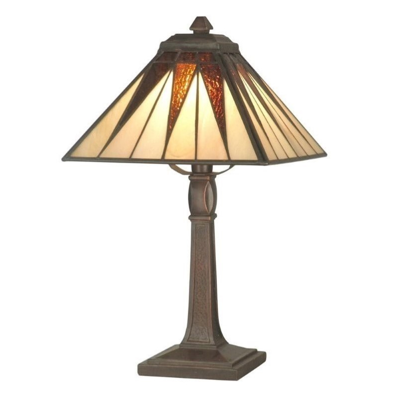Dale Tiffany Cooper Accent Lamp