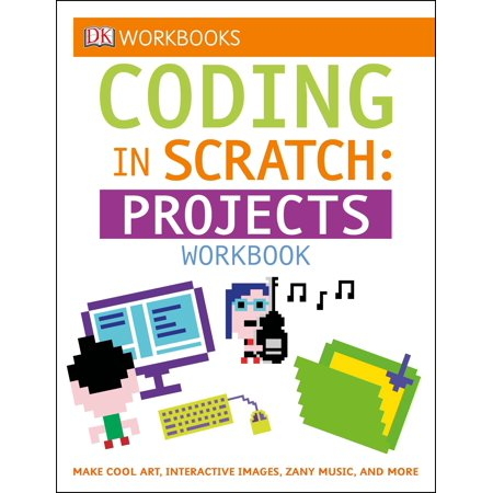 DK Workbooks: Coding in Scratch: Projects Workbook : Make Cool Art, Interactive Images, and Zany Music](Halloween School Art Projects)