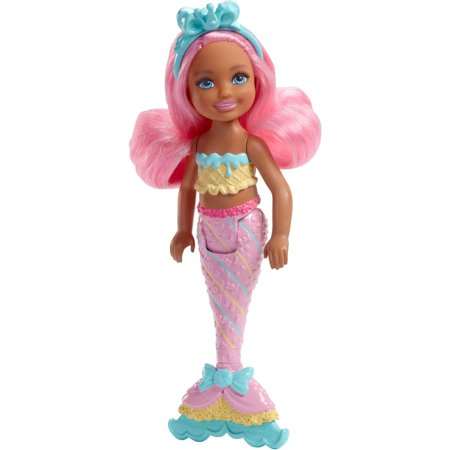 Barbie Dreamtopia Doll Small Mermaid Sweetsville