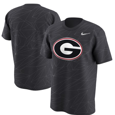 Georgia Bulldogs Nike 2017 College Football Playoff Bound Team Issue Legend T-Shirt - Anthracite - S