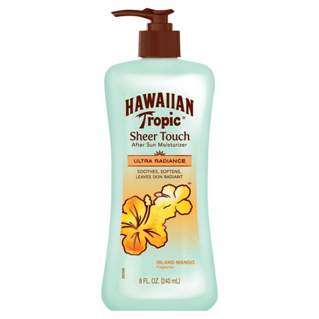 Hawaiian Tropic Sheer Touch Ultra Radiance After Sun Moisturizer, 8 -