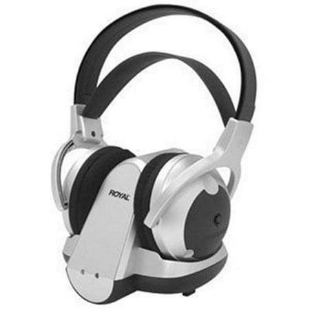Royal Consumer 49100G Wes50 Wireless Headphone