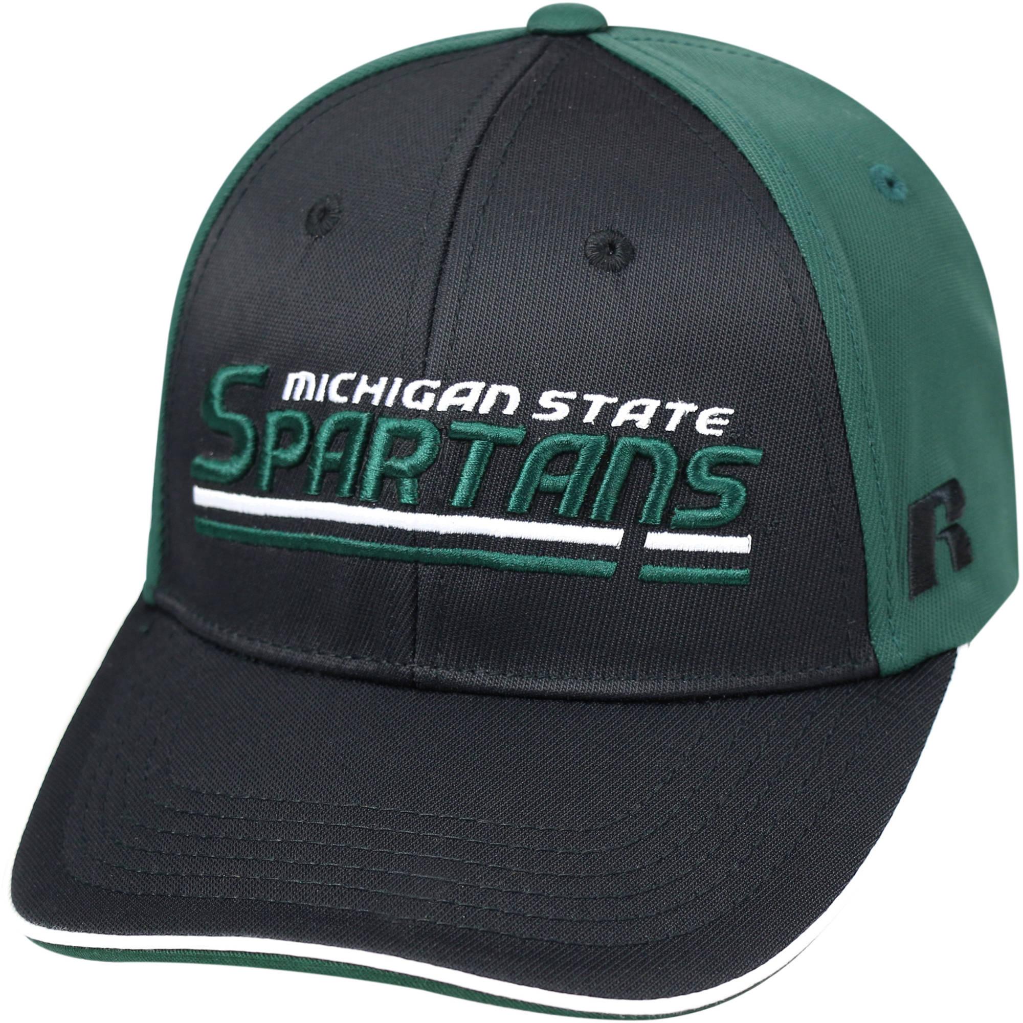 University Michigan State Spartans Away Two Tone Baseball Cap