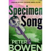 Specimen Song - eBook