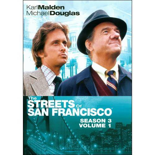 The Streets Of San Francisco: Season Three, Volume One (Full Frame)