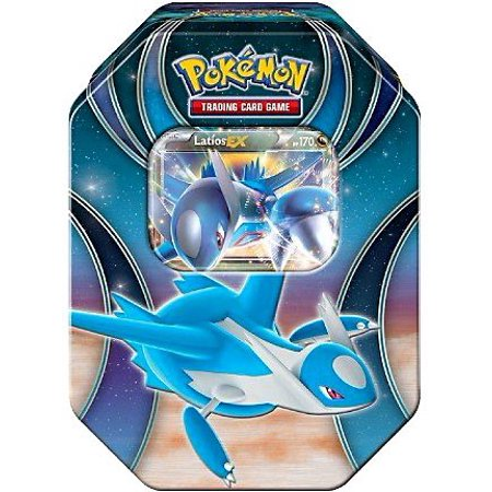Pokemon Fall 2016 Latios-EX Collector