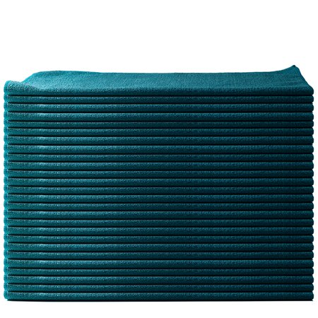 "Nanoskin (NAM-36PG) 16"" X 16"" All Purpose Microfiber Towel 36 Pack - Green"