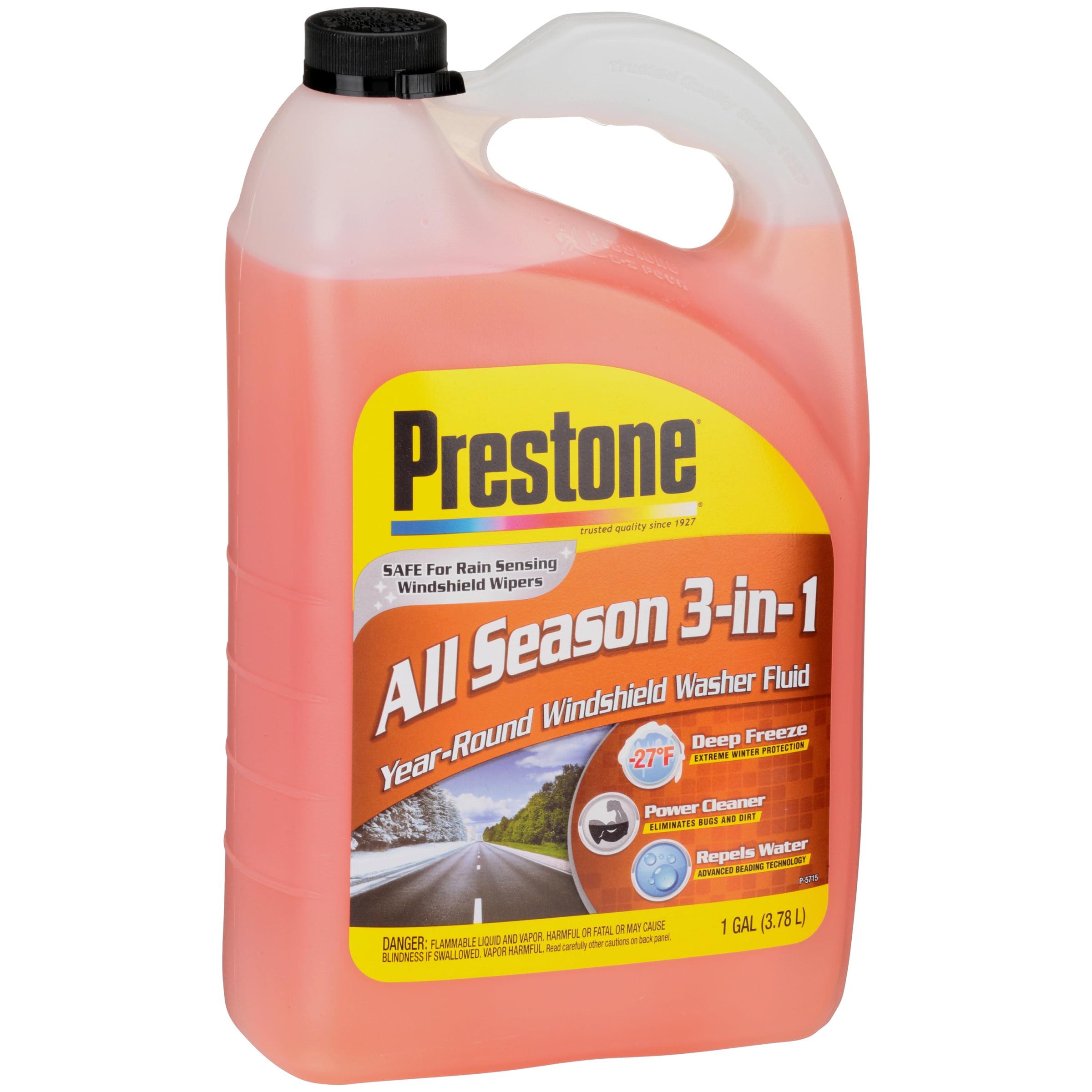 Prestone Deluxe Windshield Washer Fluid