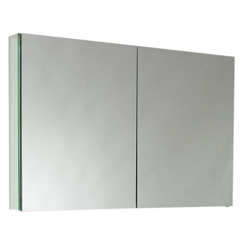 Fresca 40 in. Mirrored Medicine Cabinet by Fresca