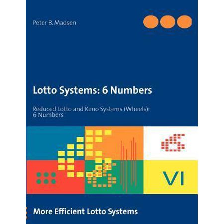 Lotto Systems  6 Numbers