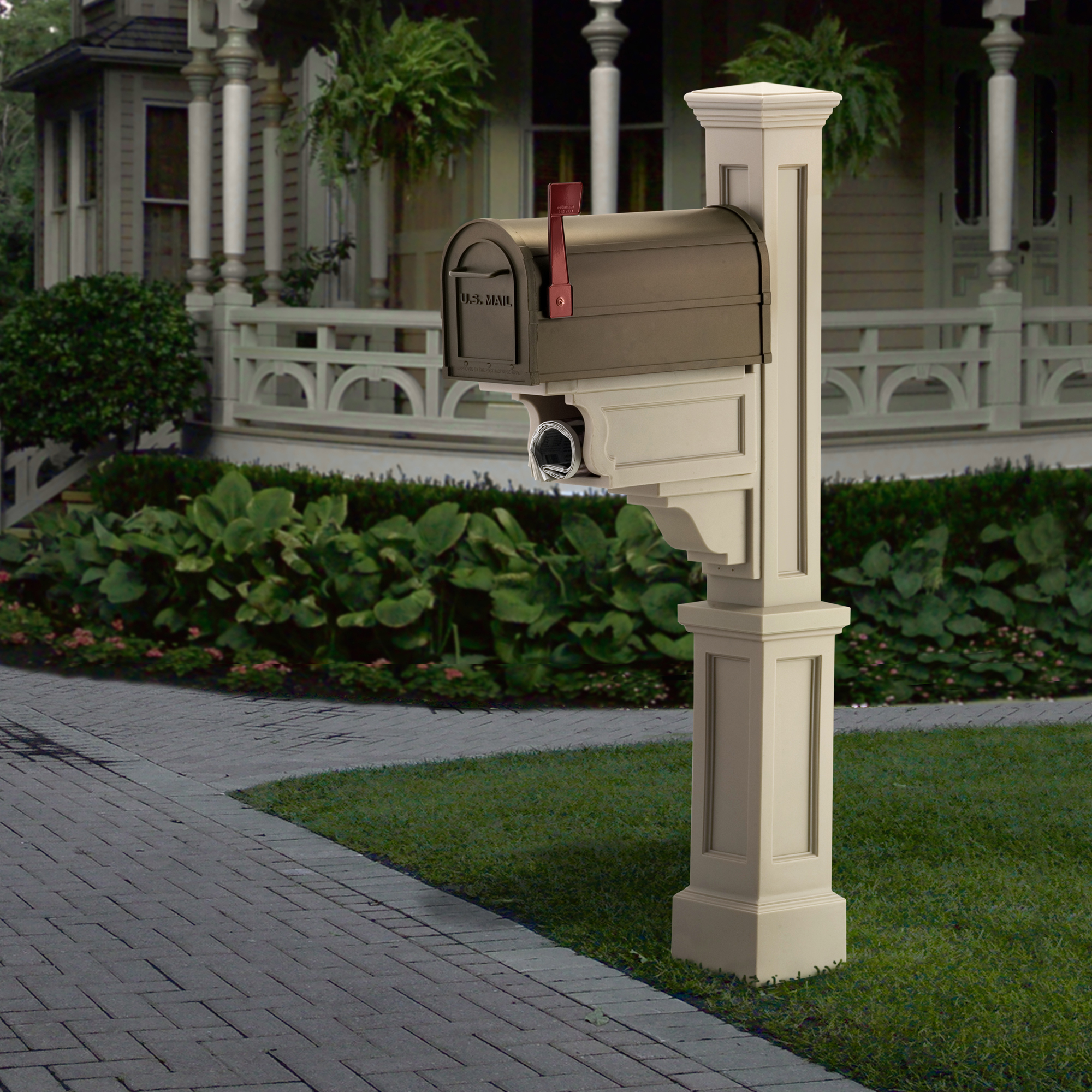 Dover Mail Post - Clay