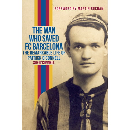 The Man Who Saved FC Barcelona (Paperback)