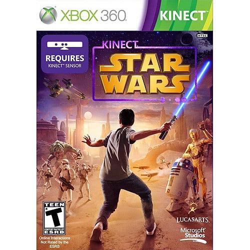 Kinect Star Wars (Xbox 360/Kinect)