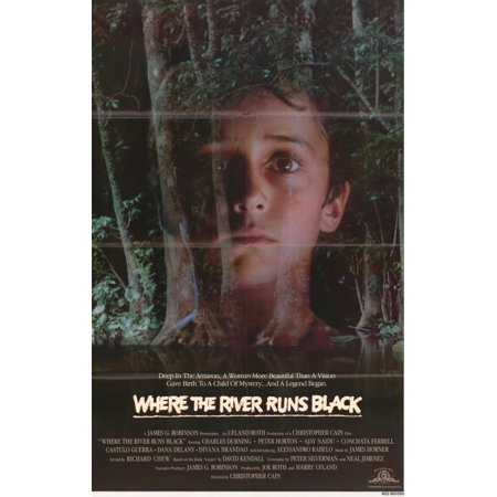 Where the River Runs Black - movie POSTER (Style A) (11