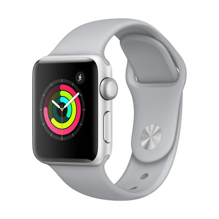 Refurbished Apple Watch Series 3 GPS - Sport Band - Aluminum Case
