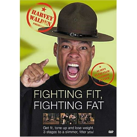 Fighting Fit, Fighting Fat [Exercise] (DVD) ()