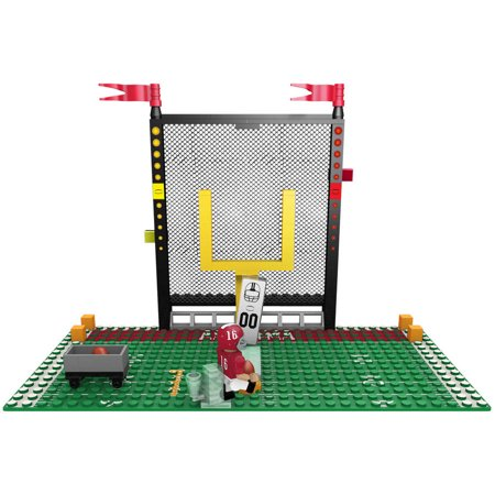 OYO Sports NCAA Alabama Crimson Tide Endzone Set