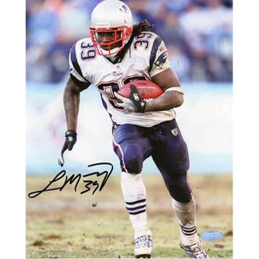"Laurence Maroney Patriots Action 8"" x 10"" Photo (SI Authorized)"