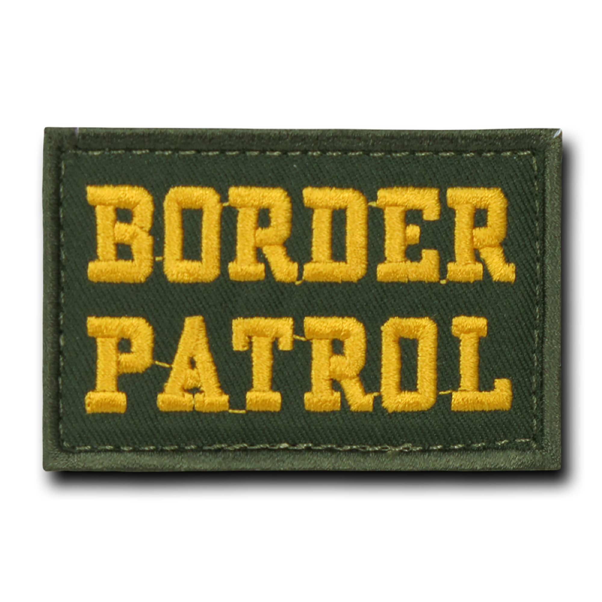 Rapdom Tactical Canvas Patch (3 Inch x2 Inch ), Style T91