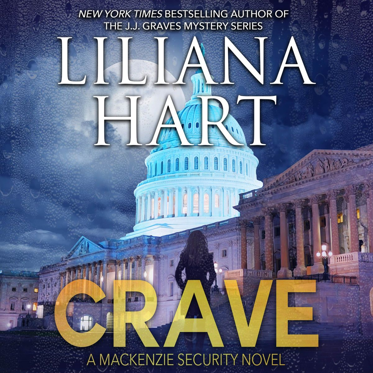 Crave - Audiobook