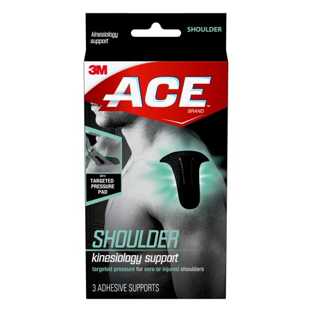 ACE Kinesiology Shoulder Support, .67 in x 5.79 in