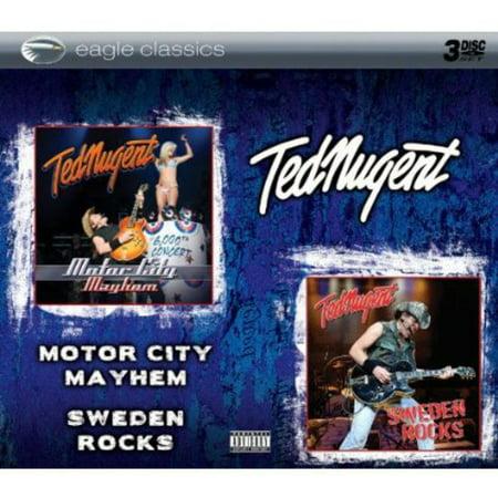 Motor City Mayhem & Sweden - Halloween Rock City