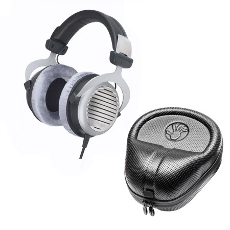 Beyerdynamic DT-990-Pro-250 Pro Acoustically Open Headphones w/ slappa hard case hp-07