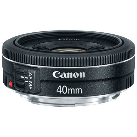 Canon 6310B002 EF 40mm f/2.8 STM (Lens For Men)