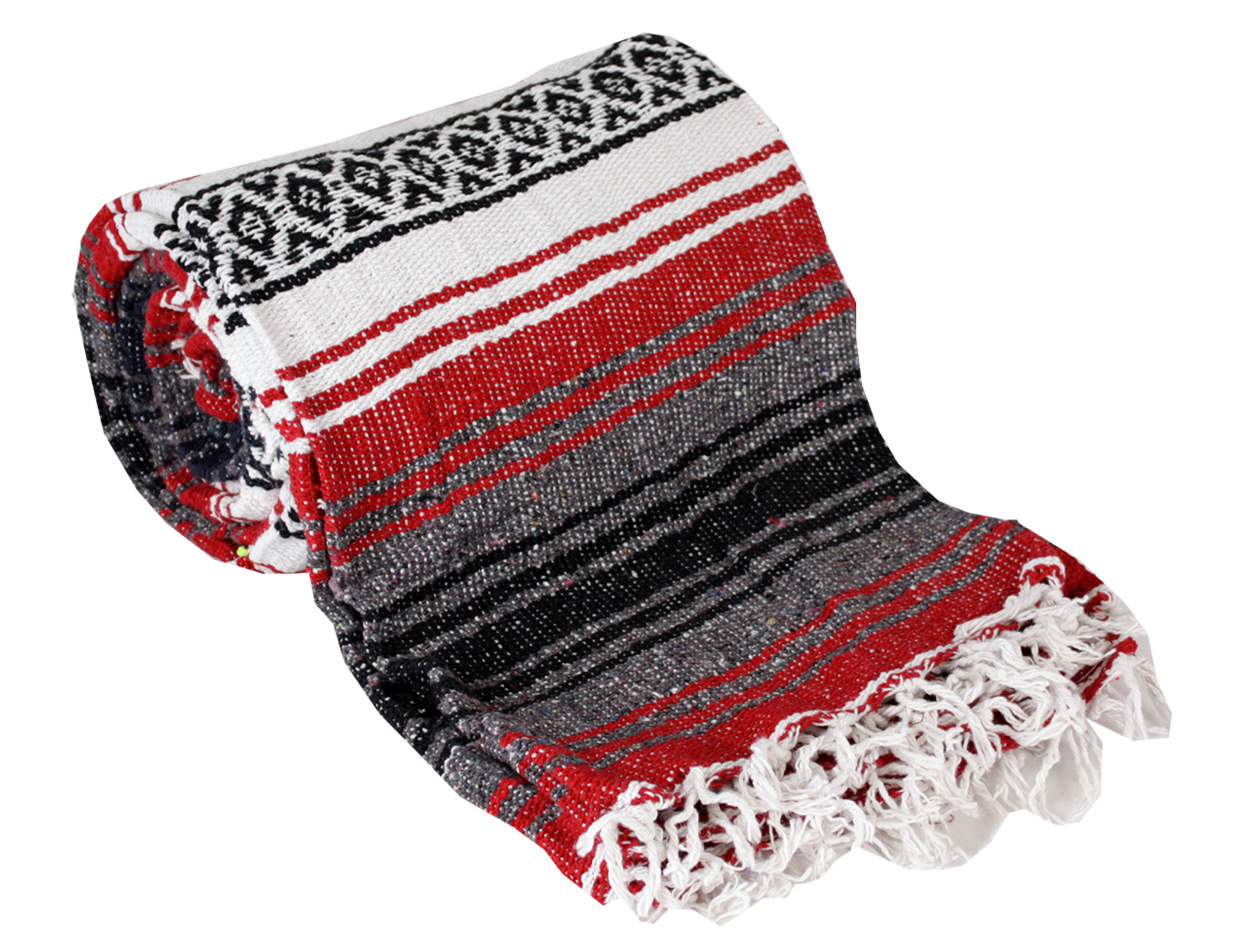 Authentic Mexican Falsa Yoga Blanket by
