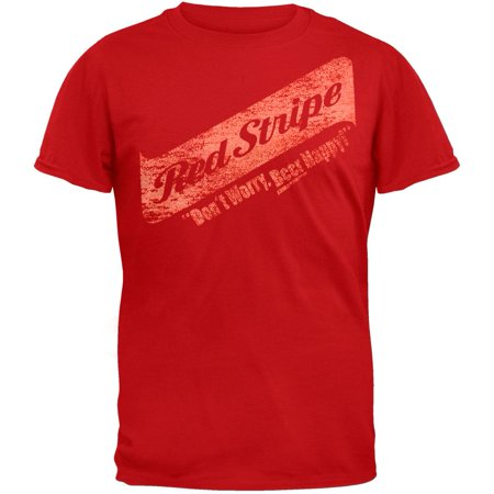 d0d7937f77 Red Stripe - Red Stripe - Beer Happy T-Shirt - Walmart.com