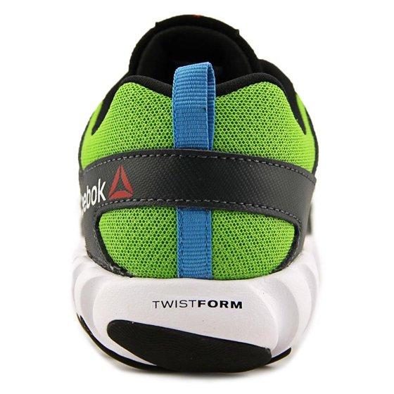 acac79a280ab62 Reebok - Reebok Twistform Blaze 2.0 Youth Round Toe Synthetic Multi Color  Running Shoe - Walmart.com