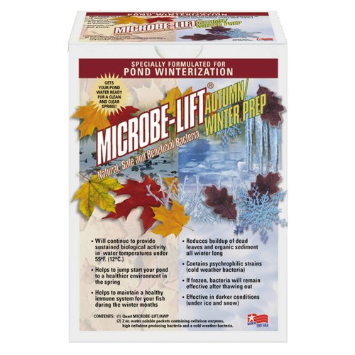 Ecological Laboratories Autumn Prep Fish Medicate (Set of 12)