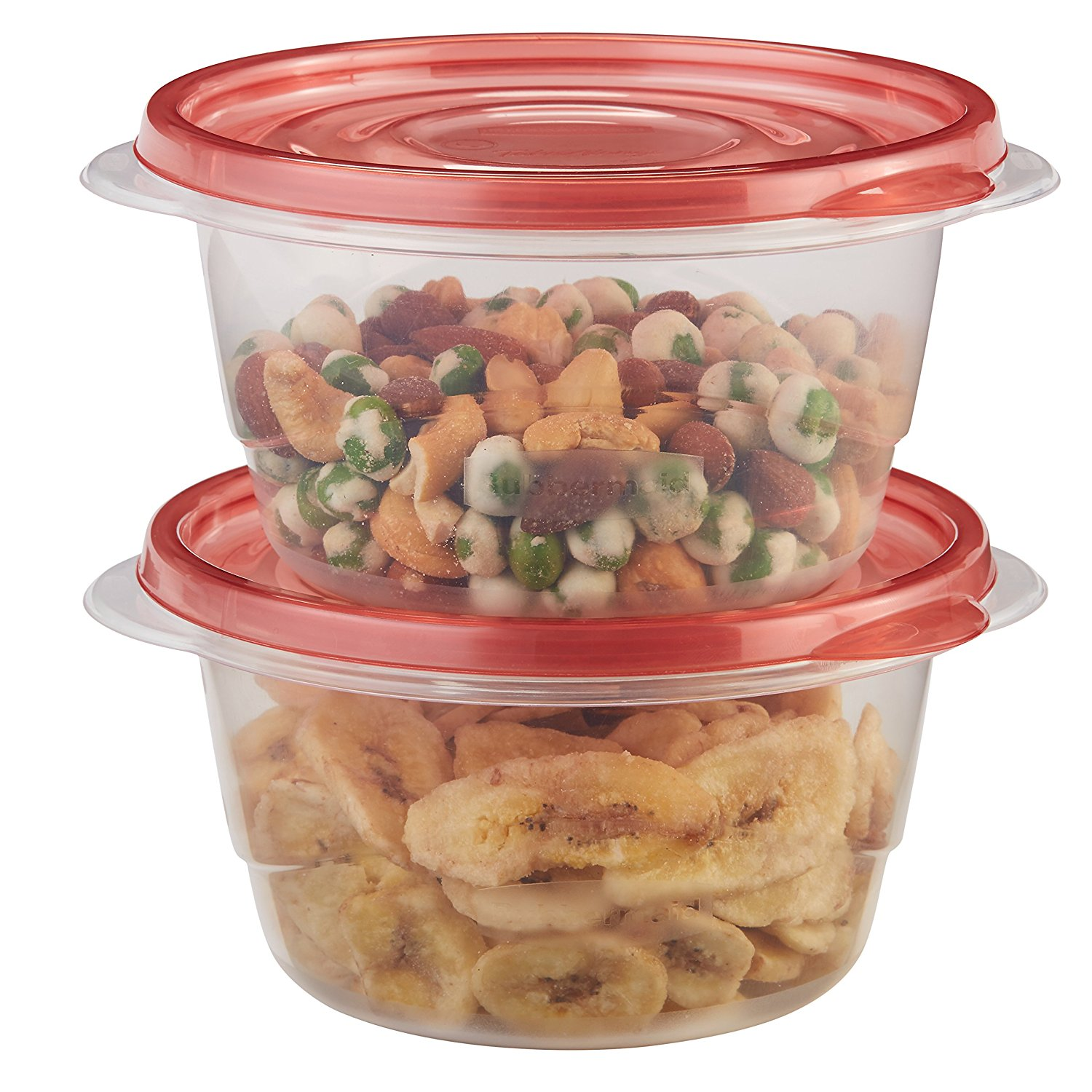 Takealongs 3 2 Cup Small Bowls Food Storage Container Pack New Quick Click Seal With An Improved Lid Clicks In Place Ensuring Contents Are Secure
