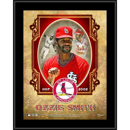 Ozzie Smith St. Louis Cardinals 10.5