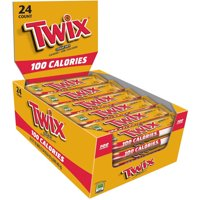 Deals on Twix Caramel Cookie 100 Calorie Candy Bars 0.71 oz 24 count