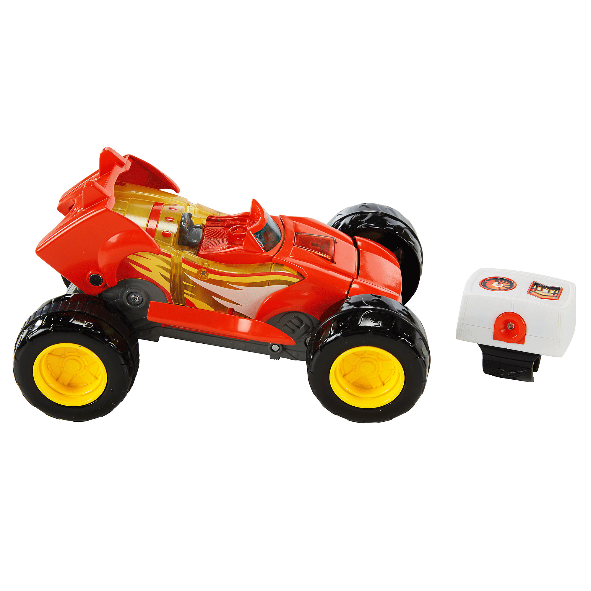 Nickelodeon Blaze and the Monster Machines Transforming R/C Blaze