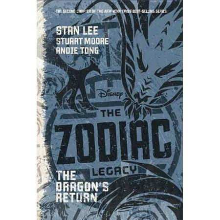The Zodiac Legacy: The Dragon's Return Zodiac Air Dragon