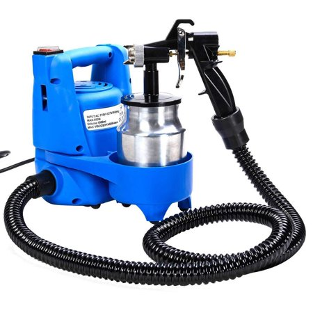 Ktaxon 650W Electric Paint Painting Sprayer Gun, Motor Body, 3 Spray  Settings, With Copper Nozzle & Cooling System, Shoulder Strap