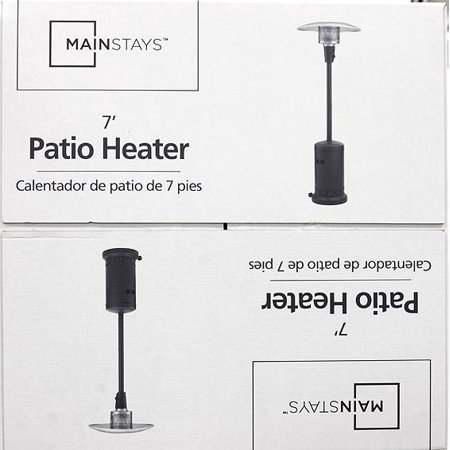 - Mainstays Large Patio Heater - Walmart.com