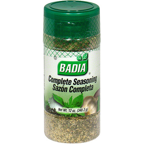 Badia Complete Seasoning, 12 oz (Pack of 12)