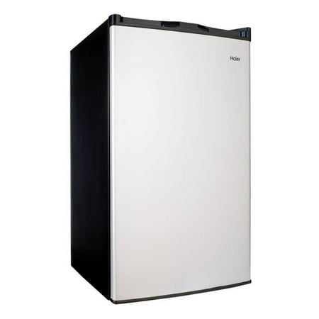 Haier 4.5 Cu Ft Single Door Mini Fridge HC46SF10SV, Virtual