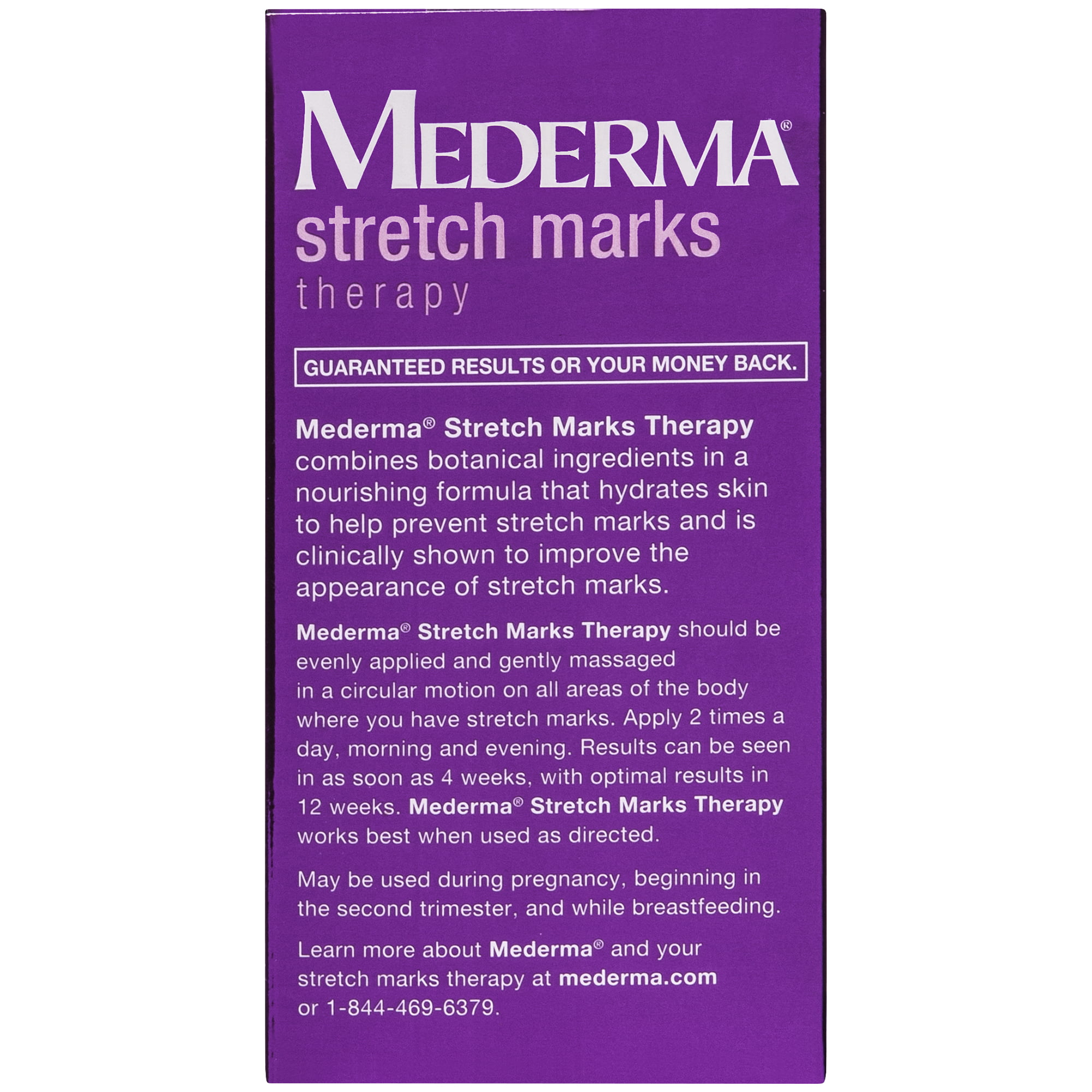 Mederma Stretch Mark Therapy 5 29oz 150g Walmart Com